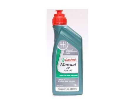 Castrol 18965600 80W-90 1L Castrol Manual EP Oil: Amazon ...