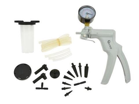 050f54a890 Podtlaková ruční pumpa plast s příslušenstvím GEKO