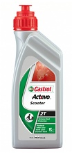 Castrol Act>evo X-tra Scooter 2T  1l
