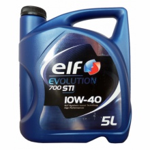 Elf Competition STI 10W-40 5l (Elf evolution 700 STI 10W-40)