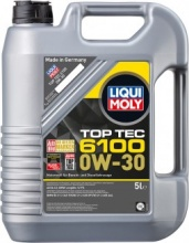 Liqui Molly Top Tec 6100 0W-30 5l 20771