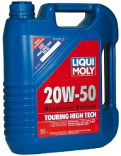Liqui Moly  Touring High Tech 20W-50 5l 1255