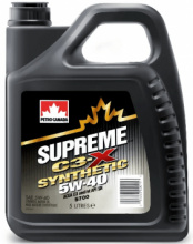 Petro-Canada Supreme C3-X Synthetic 5W-40 5l