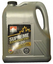 Petro-Canada Supreme Synthetic 5W-20 4l