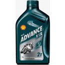 Shell Advance VSX 2T 1 l