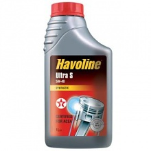 TEXACO HAVOLINE ULTRA SAE 5W-40 1l