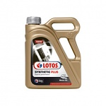 Lotos synthetic plus 5W-40 5l