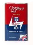 Millers Oils Vintage Green Gear Oil 140 GL1