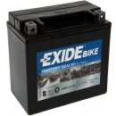 Motobaterie EXIDE BIKE Factory Sealed 12V 10Ah AGM12-10