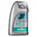 Motorex coolant M5.0 Ready to use 1l