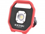 Reflektor LED, 1200lm, na baterie, EXTOL LIGHT