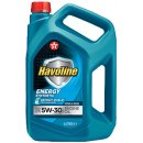 Texaco Havoline Energy 5W-30 4l