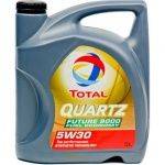 Total Quartz Future 9000 NFC 5W-30 4L